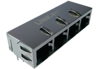 Chine Port multi Jack de l'Ethernet Rj45 de Base-T du port 10/100/1000 de quadruple de gigabit de RB4-11GF9V2F usine